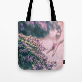 Lavender Revival Tote Bag