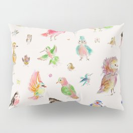 Birds of a Feather Pillow Sham