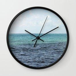 Beautiful Ocean Wall Clock