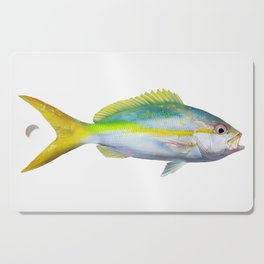 Yellowtail Snapper Cutting Board