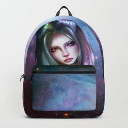 Galaxy Girl Backpack