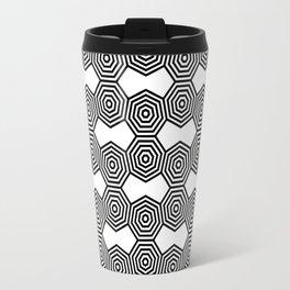 Op Art 154 Travel Mug