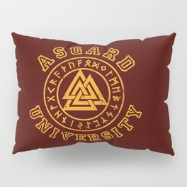 Asgard University Pillow Sham