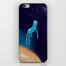 b l u iPhone & iPod Skin