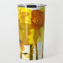 intence yellow Travel Mug