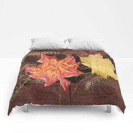 """""""Delicious Autumn II"""" jjhelene design Comforters"""