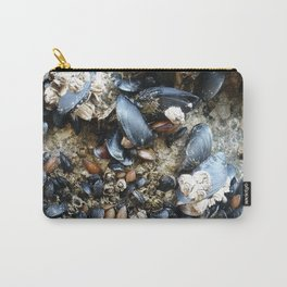 Mussels and Barnacles Carry-All Pouch