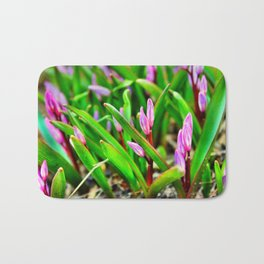 Spring Beginnings Bath Mat