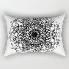 mandala - muse 4 Rectangular Pillow
