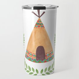 Tipi Travel Mug