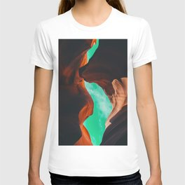 Colorful canyon sky T-shirt