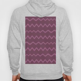 Purple Waves Hoody