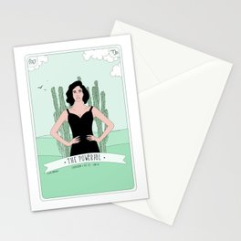 Capricorn - The Powerful Stationery Cards