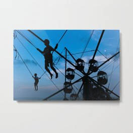 Childhood Dream Metal Print