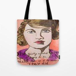 Zelda the Great  Tote Bag
