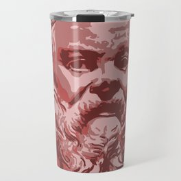 Socrates Travel Mug