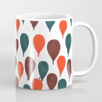 baloon Mugs featuring Baloon by kartalpaf