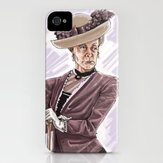Maggie Smith Slim Case iPhone (4, 4s)