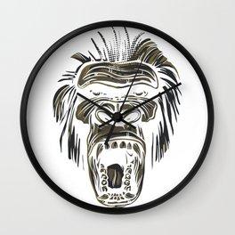 GORILLA KING KONG Wall Clock