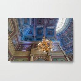 painted ceiling Metal Print