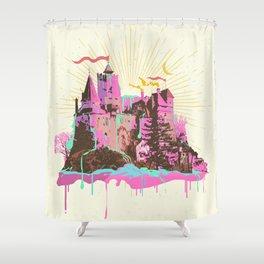 CASTLE OF GOOP Shower Curtain