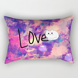 Posted again I did not see it last time Rectangular Pillow