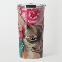 lola chihuahua Travel Mug