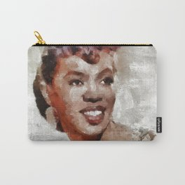 Sarah Vaughan, Music Legend Carry-All Pouch