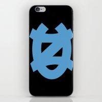 north carolina iPhone & iPod Skins featuring NCAA - North Carolina Tarheels by Katieb1013
