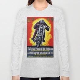 BARCELONA GRAN PREMIO ESPANA Long Sleeve T-shirt