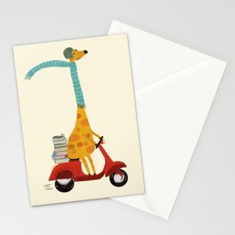 college days Stationery Cards