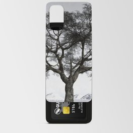 Winter Reflection Android Card Case
