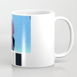 Scarlett Johansson Tokyo Karaoke Coffee Mug