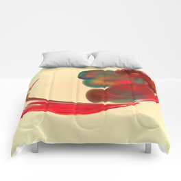 the red   (A7 B0131) Comforters