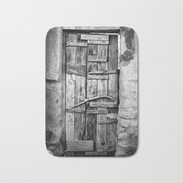 Ancient Doorway Bath Mat