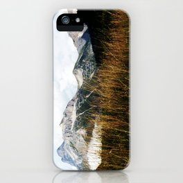 Le Grand Ferrand iPhone Case
