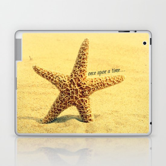 Once Upon a Time... Laptop & iPad Skin