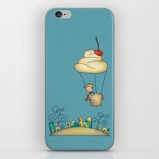 Sweet world iPhone & iPod Skin