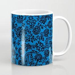 Indian Wood Block Patterns 3 Coffee Mug