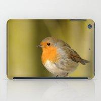 robin iPad Cases featuring Robin by Susann Mielke