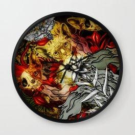 Fourth Mix Wall Clock