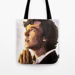 Sherlock 02 Tote Bag
