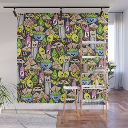 Taco about all I Avo wanted! Wall Mural