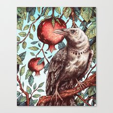 Havest Season Canvas Print