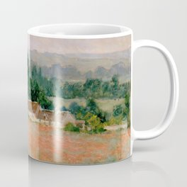 Haystack at Giverny Coffee Mug