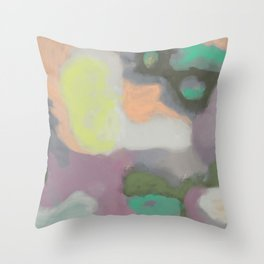 Cave V2 Throw Pillow