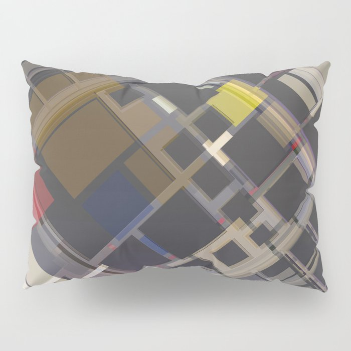 Abstract Composition 70 Pillow Sham