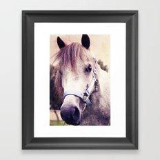 Hello Lulu Framed Art Print