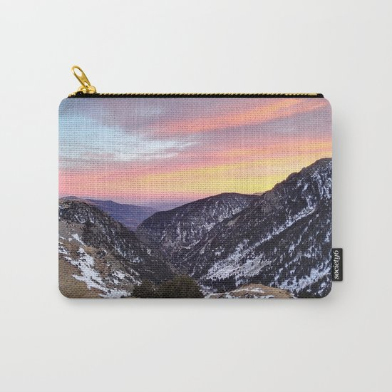 fantastic mountains Carry-All Pouch
