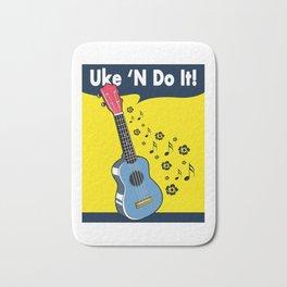 Uke 'N Do It! Bath Mat